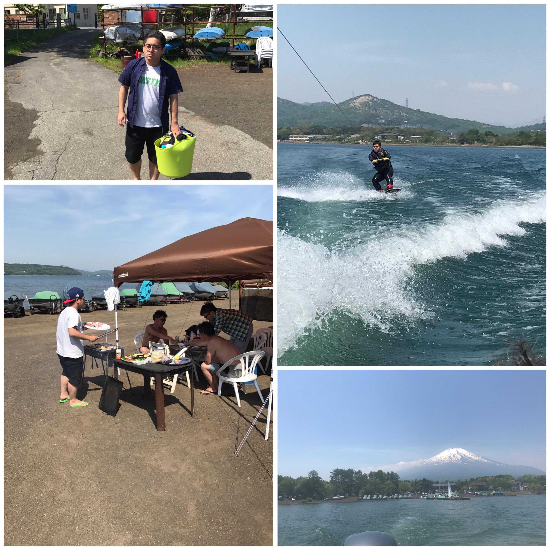 初 山中湖