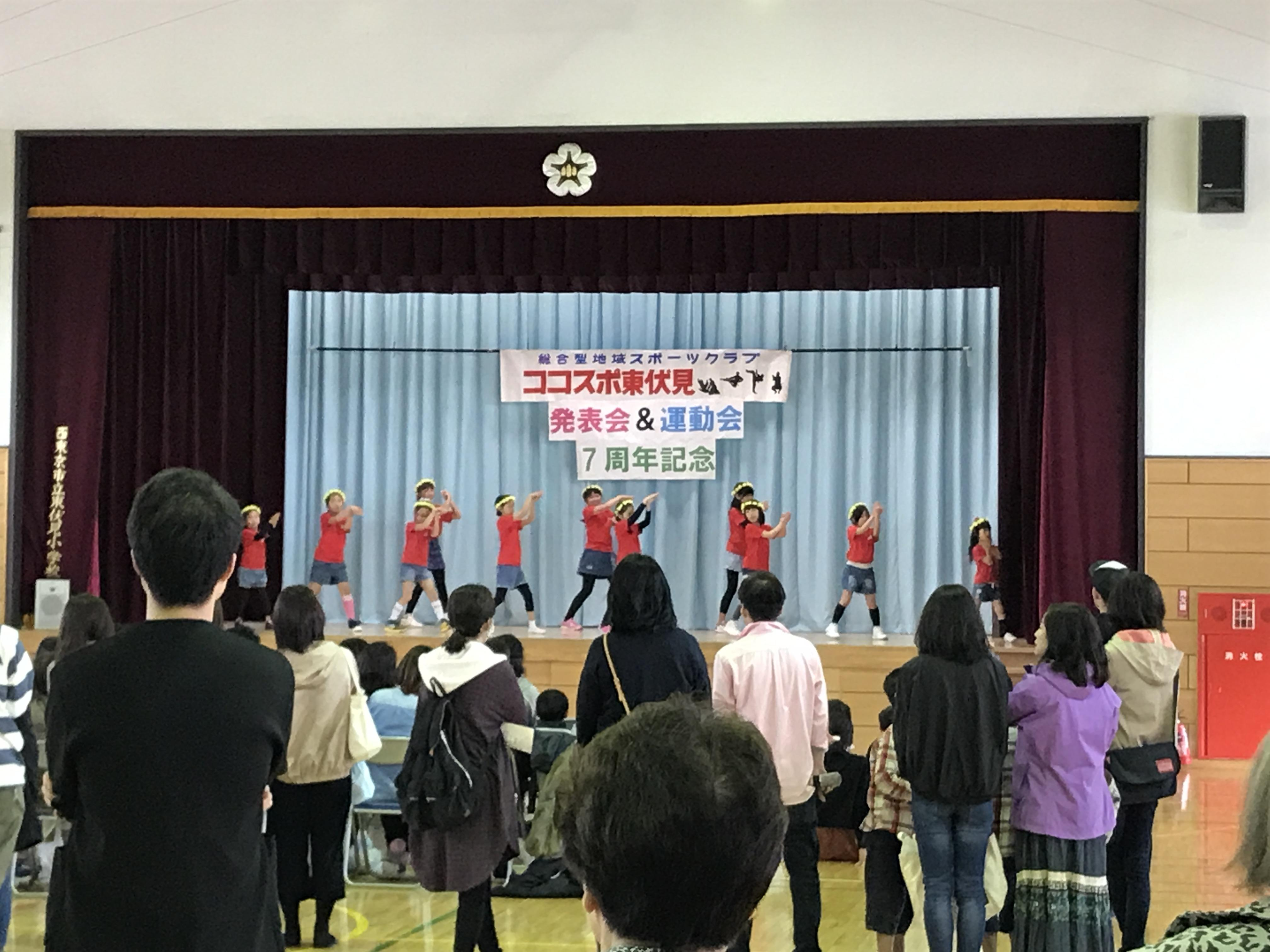 「ココスポ東伏見」7周年記念
