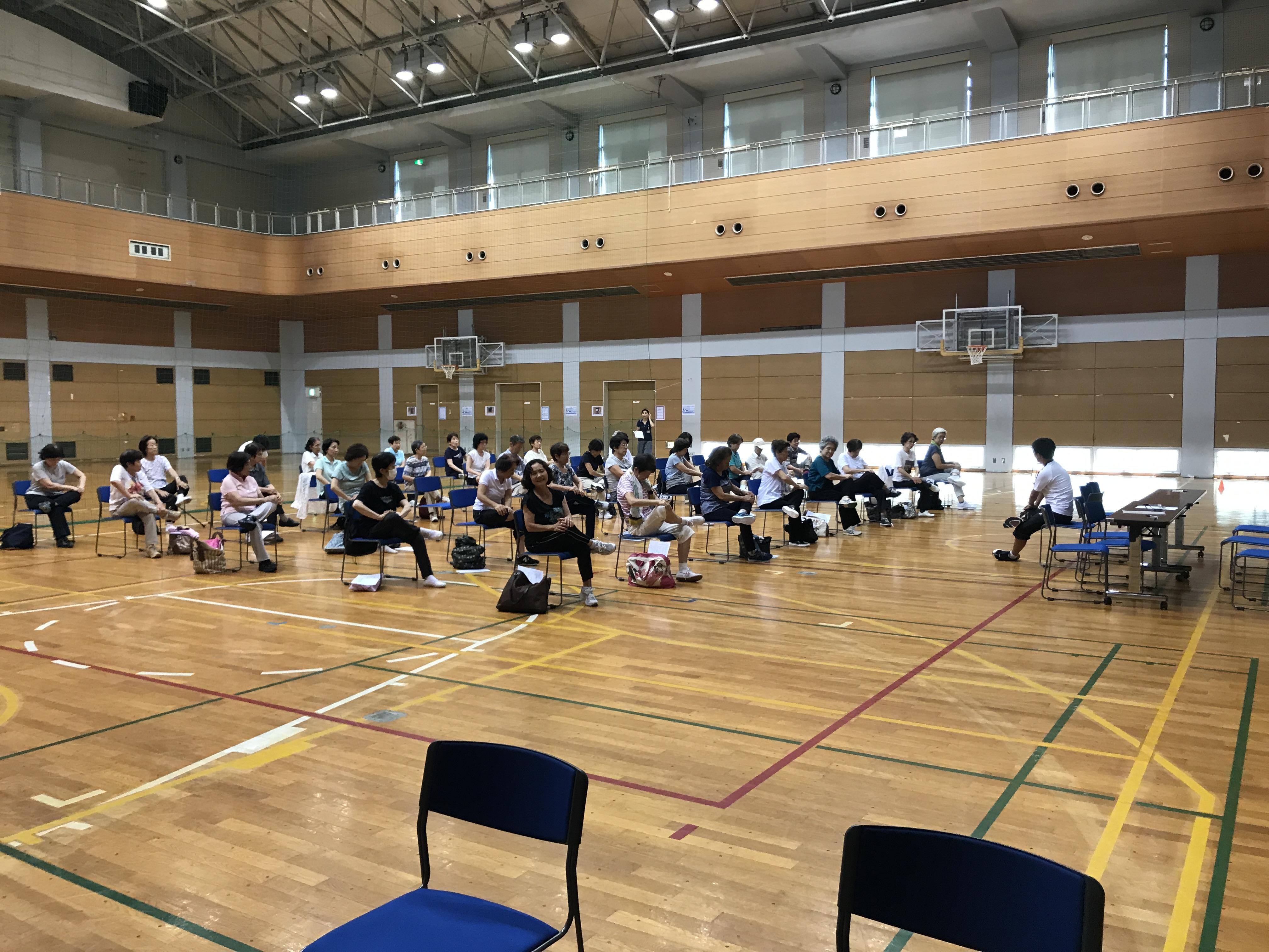 西東京市 体操教室の始まり